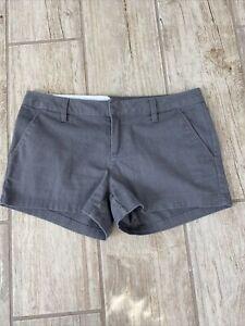 Volcom grey shorts size 27