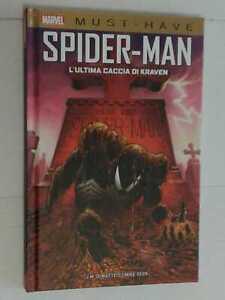 MUST HAVE- SPIDER-MAN- l'ultima caccia di kraven- DI:DE MATTEIS- CARTONATO- M...