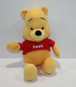 "Disney Winnie the Pooh Plush Stuffed Animal 10"""