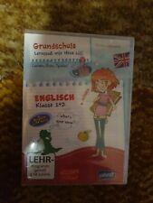 Lern cd-rom Grundschule Hexe Lilli Englisch 1 + 2 Klasse