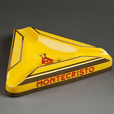 Habanos SA - Posacenere Sigari Originale MONTECRISTO Triangular - Cigar Ashtray