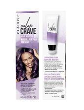 Clairol Colour Crave Hair Makeup Brilliant Amethyst 45 ml Brand new