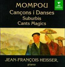 Mompou: Cancons I Danses / Suburbis / Cants Magics