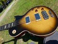 2005 Gibson Les Paul Bass LPB-3 Tobacco Vintage Sunburst