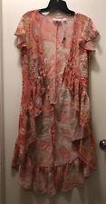 Sweet Pea NY&C Sheer Kimono