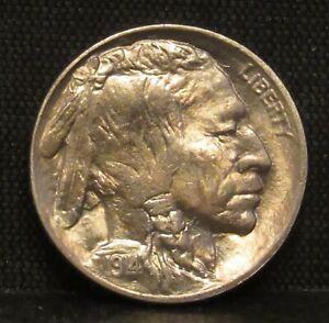 1914 Buffalo Nickel CHOICE BU