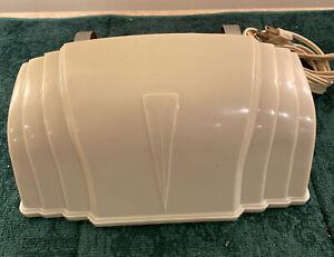 Vintage Eagle Art Deco Ivory  Bakelite/Celluloid Headboard Reading Lamp