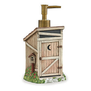Outhouse Dispenser