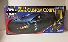 Batman Returns Bruce Wayne Custom Coupe 1991 With Action Figure Kenner