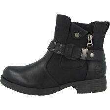 Rieker 91258-00 Chaussures Femmes Anti-stress Bottines Bottes