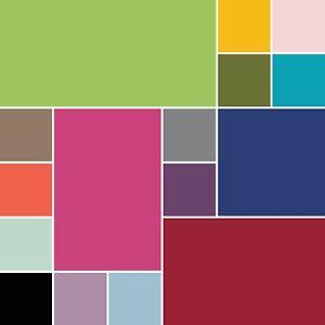 Baumwollstoff Uni einfarbig METERWARE Popeline viele Farben - 150cm breit