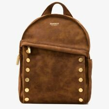 Hammitt Shane Large Backpack in Brown Arches Buffed Leather NWT $435