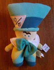 Disney Store MAD HATTER Pook-A-Looz Plush - NWT