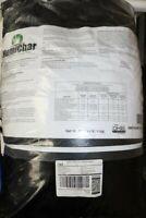 Pack of 1 - HumiChar Organic Soil Builder with Humic Acid and BioChar 40lbs