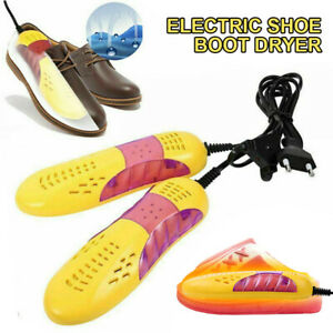 20W Electric Shoe Boot Dryer Sport Wet Foot Warmer Protector Heater Disinfectant