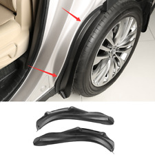 ABS Fender Flare Kit Wheel Arch Cover Trim Fit For Toyota Highlander 2021-2022