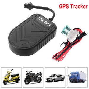 Vehicle Car Bike GPS Real-Time Tracker GSM GPRS Tracking Device for Android IOS