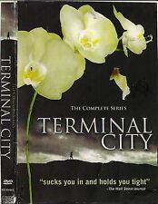 Terminal City - The Complete Series (3-DVD set, 2008) 2005 Canadian TV series