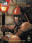 DUNGEONS & DRAGONS D20 - Character Record Folio 3.0 GRR1008 Green Ronin *RPG*