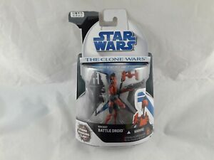 Star Wars Clone Wars Rocket Battle Droid Action Figure