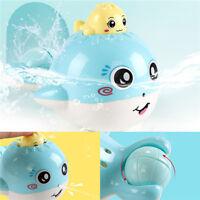 Kids Baby Bath Toys Bathtub Whale Toy Pool Water Floating Fun Play Bath Toys
