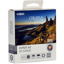 Cokin P-Series Solid & Hard-Edge Grad ND Filter Kit w/ Holder & Adapter Rings