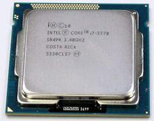 Intel Core i7-3770 3.4GHz Quad-Core CPU