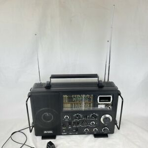 Marc Japan NR-82F1 Multiband AM/FM/SW/SSB COMMUNICATIONS RADIO RECEIVER 12 band