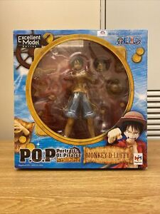 One Piece Portrait Of Pirates Sailing Again Monkey D. Luffy [new/factory sealed]