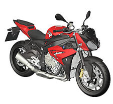 BMW S1000R Service Workshop Shop Manual 2014 2015 2016 2017 S 1000 R K47
