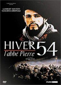 Hiver 54, l'abbé Pierre [Édition Classique] DVD - NEUF - VERSION FRANÇAISE