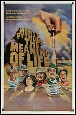MONTY PYTHON'S The Meaning of Life  ORIGINAL 1983 1-SHEET MOVIE POSTER 27 x 41 A