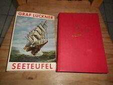 Graf Luckner - Seeteufel - Seeadler ca. 50er Jahre 1. Weltkrieg