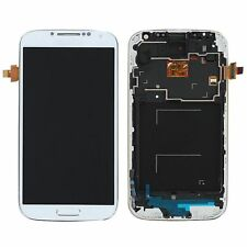 LCD Display Touch Screen Digitizer Replacement For Samsung Galaxy S4 i9500 White