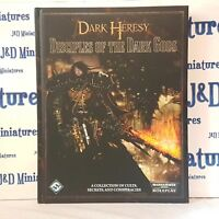 Games Workshop Fantasy Flight Games Dark Heresy Disciples of the Dark God's