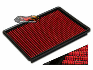 Rtunes Racing OEM Replacement High Flow Drop-In Panel Dry Air Filter 2233 JEEP