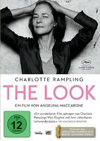 DOKUMENTATION - CHARLOTTE RAMPLING-THE LOOK  DVD NEU