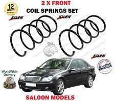 pour Mercedes C180 C200 C230 C240 CDI 2002-2007 2 x AVANT BOBINE Jeu de ressorts