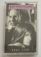 Boy Meets Girl Cassette Reel Life1988 BMG Music Tape