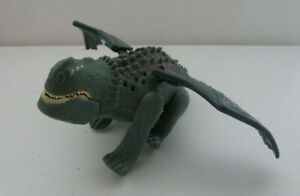 LIGHT UP HOW TO TRAIN YOUR DRAGON  McDONALDS RED DEATH  - RARE