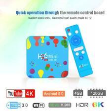 X96 mini H96 Mini 4K récepteur décodeur TV Box Android Smart WiFi (New 2020)