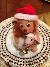 ANNALEE CHRISTMAS LION AND THE LAMB SIGNED 2001🎄