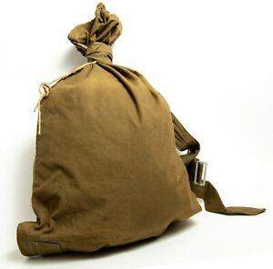 soviet backpack for men vintage military surplus rucksack 1950-60s USSR Sidor