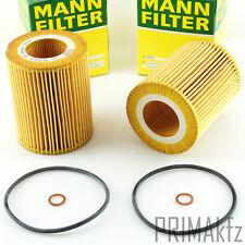 2x MANN FILTER HU925/4x Ölfilter BMW 3er E36 E46 5er E39 E60 X3 E83 E36 E85