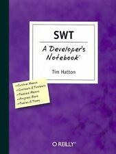 SWT: A Developer's Notebook: By Hatton, Tim