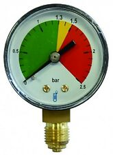 Manomètre Pression Pompe Piscine Radial Sec 0-2,5 Bars - 30MANP0200H