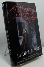 A Monstrous Regiment of Women by Laurie R King - First edition