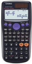 Casio Fx-85gtplus-bk Scientific Calculator Black - Solar Battery Two Way Power