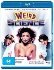 Brand New & Sealed - Weird Science (Blu-ray, 2013) Anthony Michael Hall