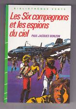 Les six compagnons et les espions du ciel ¤ P.-J.BONZON